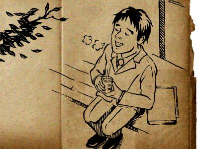 日本茶のふるまい